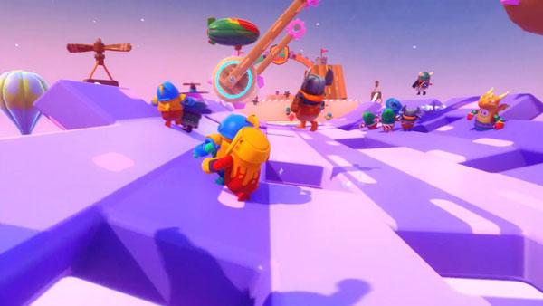 《糖豆人:终极淘汰赛》游戏截图