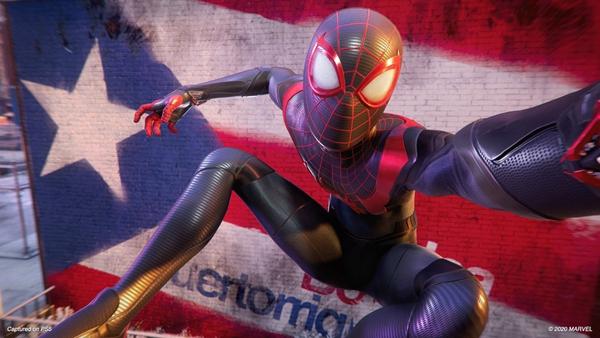 蜘蛛侠迈尔斯游戏截图2