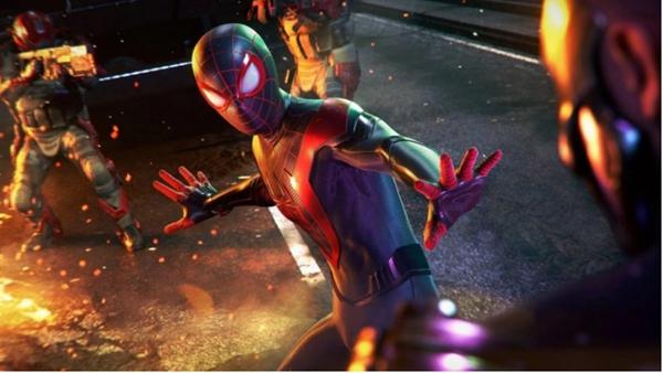 蜘蛛侠迈尔斯游戏截图3
