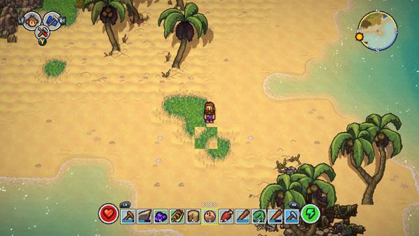 岛屿生存者游戏截图