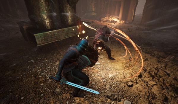 《轩辕剑柒》游戏截图