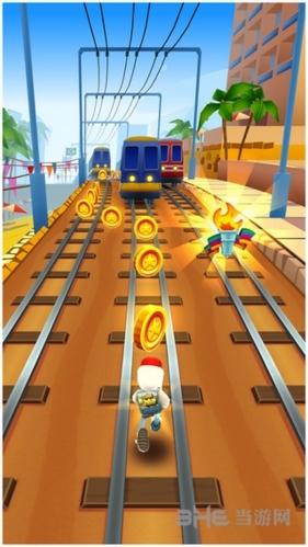 地铁跑酷图4