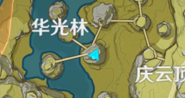 原神老鹰位置图