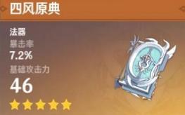 原神四风原典图片