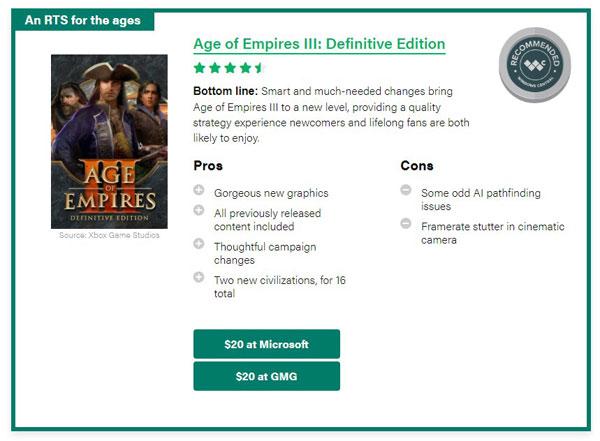 《帝国时代3:决定版》游戏截图