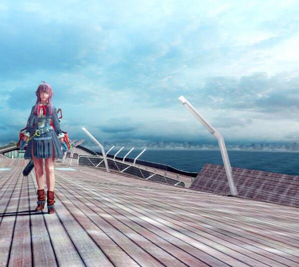 御姐玫瑰Z2:混沌电影级写实完美画质补丁截图0
