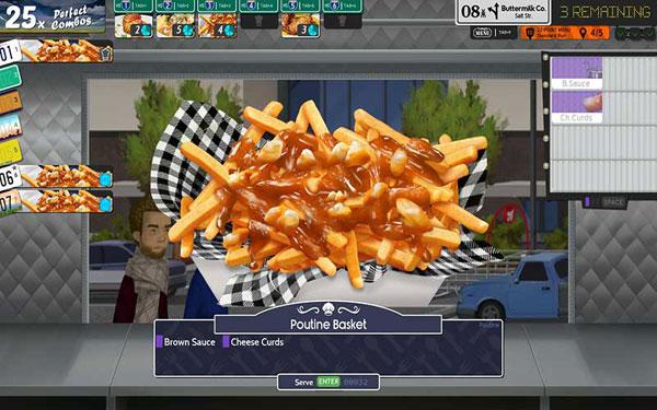 烹调上菜美味3游戏截图