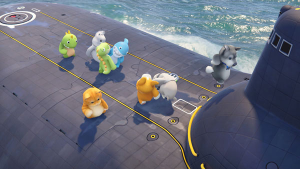动物派对游戏截图