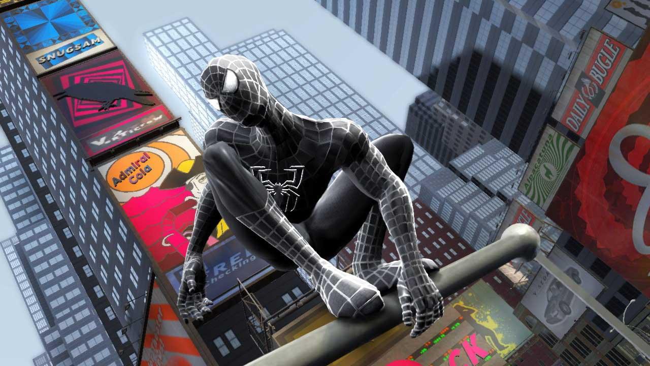 蜘蛛侠3游戏截图1