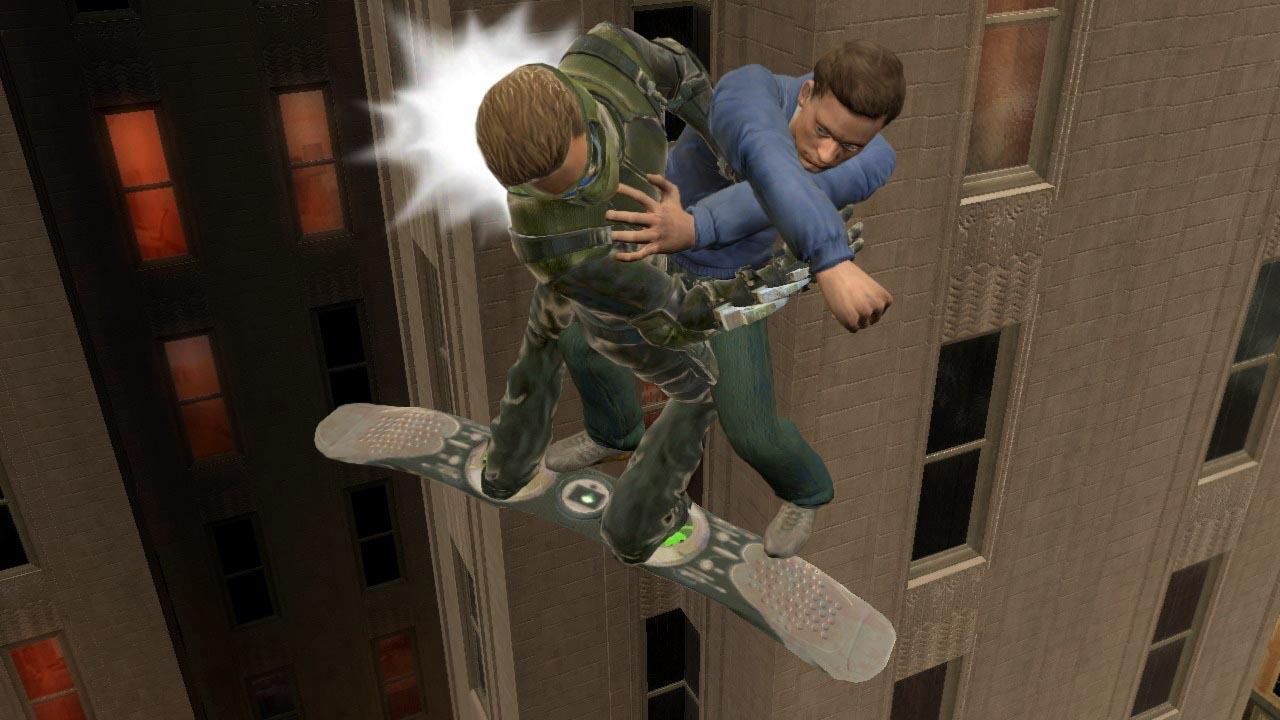 蜘蛛侠3游戏截图2