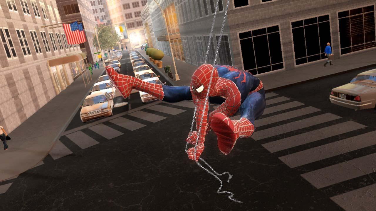 蜘蛛侠3游戏截图3