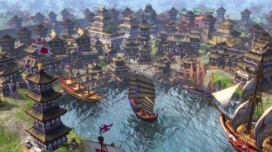帝国时代3游戏截图