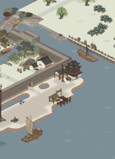江南百景图杭州码头在哪里