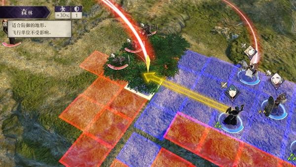 火焰纹章风花雪月游戏图片5