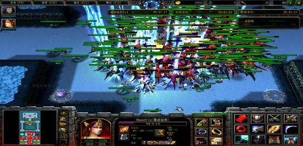 魔兽争霸3X-Hero SiegeⅠ截图0