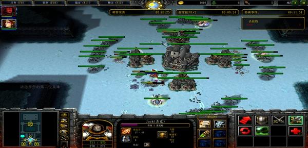 魔兽争霸3X-Hero SiegeⅠ截图1
