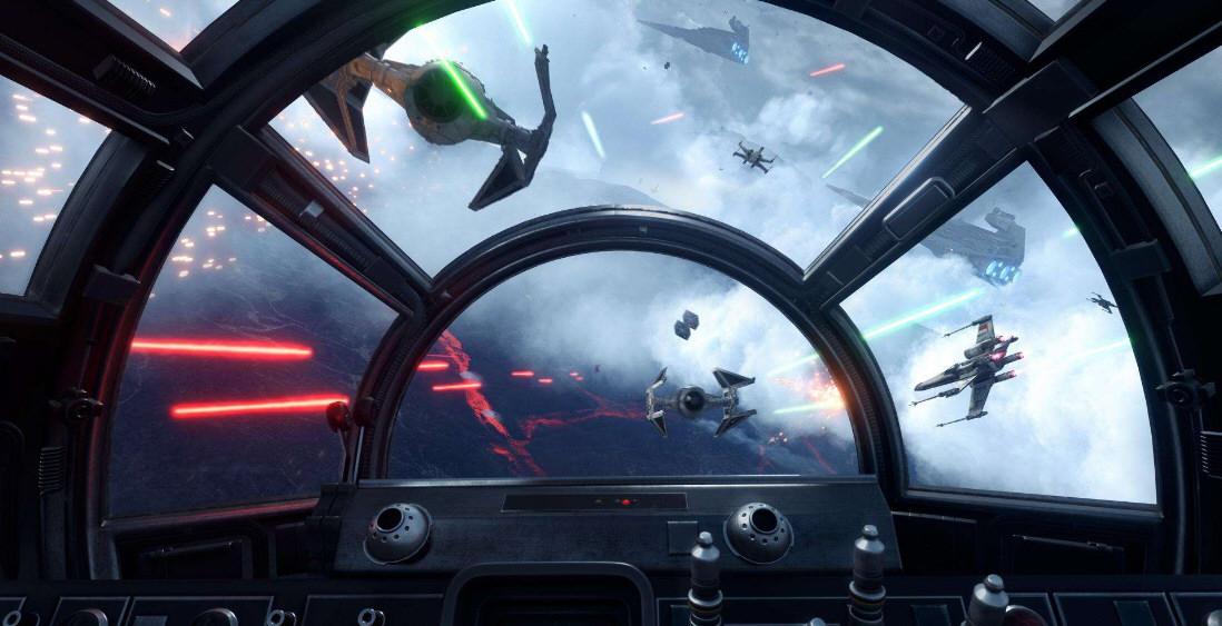 星球大战战机中队游戏截图