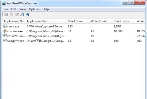 AppReadWriteCounter软件图片1