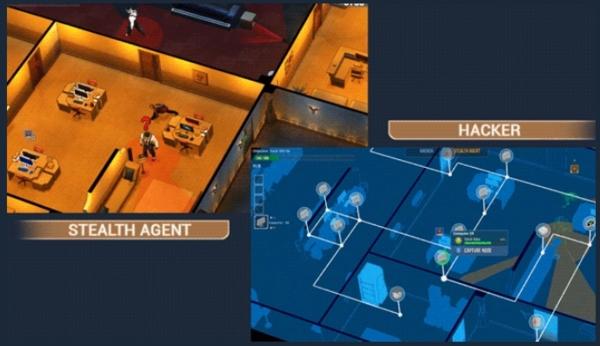 Hacktag游戏图片