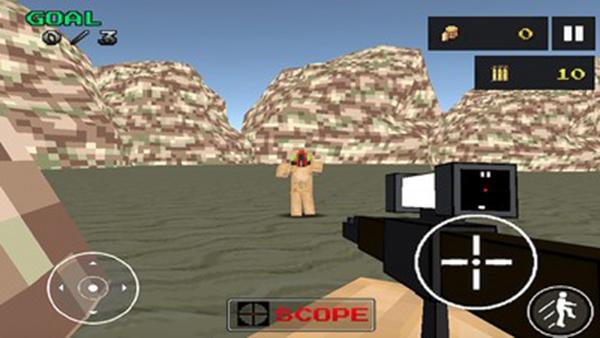 scp战争模拟器截图0