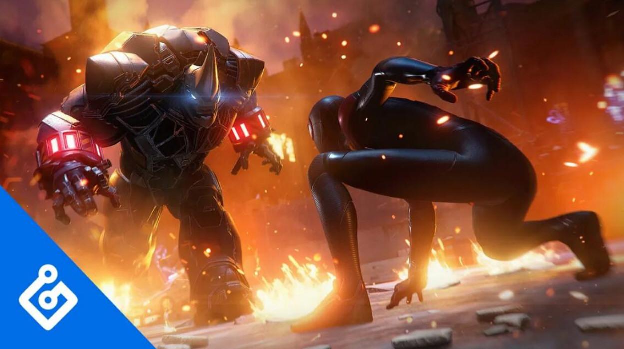 《蜘蛛侠:迈尔斯》新演示截图2