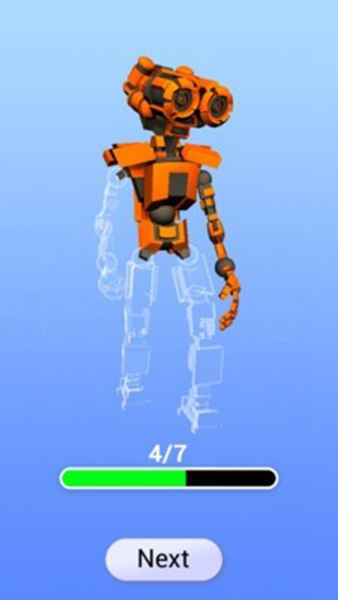 造个机器人