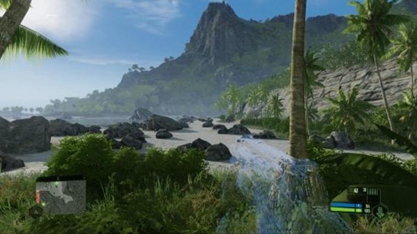 孤岛危机1游戏截图1