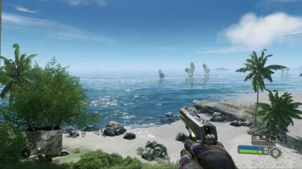 孤岛危机1游戏截图3