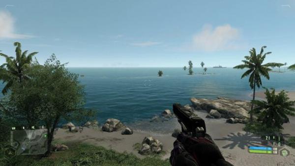 孤岛危机1游戏截图4