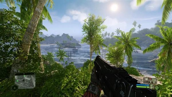 孤岛危机重制版游戏图片1