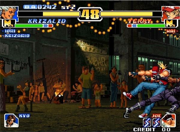 拳皇99完全解密版截图2