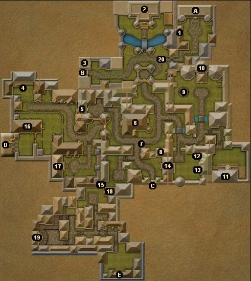 龙与地下城地下城主地图图片3