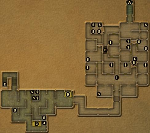 龙与地下城地下城主地图图片2