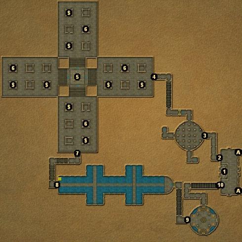 龙与地下城地下城主地图图片6