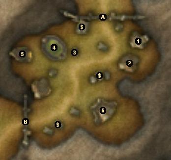 龙与地下城地下城主地图图片9