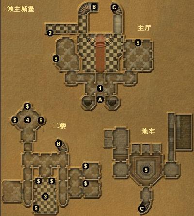 龙与地下城地下城主地图图片8