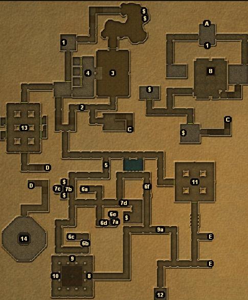 龙与地下城地下城主地图图片10