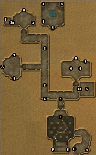 龙与地下城地下城主地图图片12