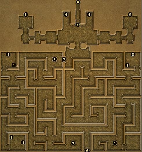 龙与地下城地下城主地图图片14