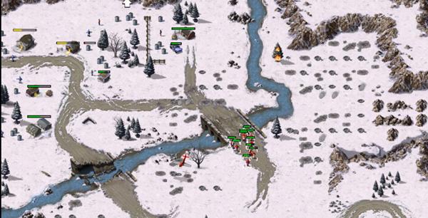 红色警戒95游戏截图1
