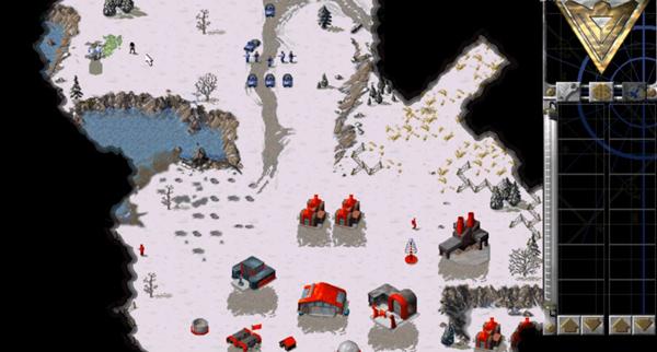 红色警戒95游戏截图2