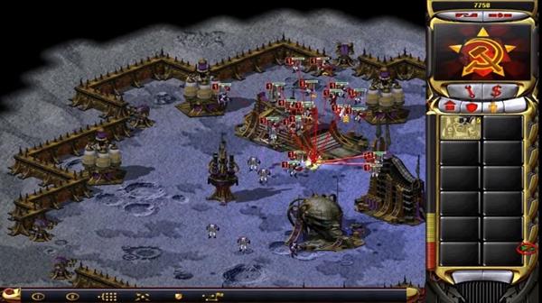 红色警戒2尤里的复仇游戏截图
