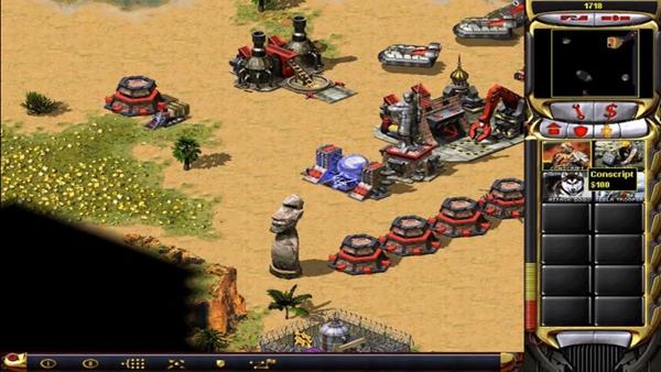 红色警戒2尤里的复仇游戏截图2