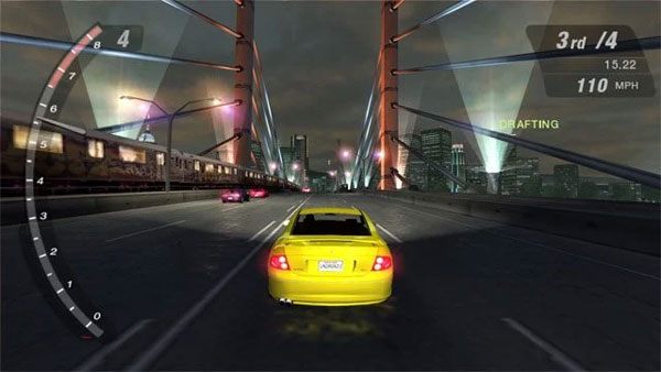 极品飞车8游戏截图