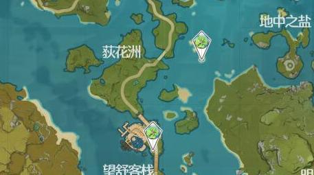 原神四叶草风车图