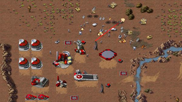 红色警戒95游戏截图7