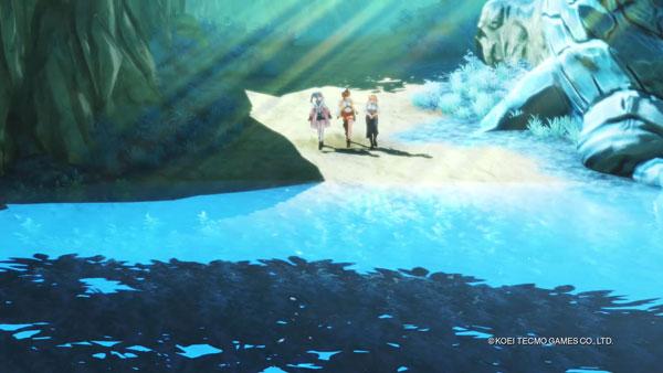 《莱莎的炼金工房2》游戏截图