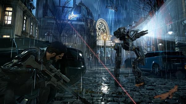 杀出重围人类分裂游戏图片6