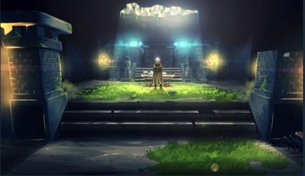 死灵法师之剑游戏图片