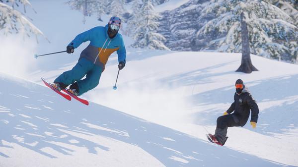 滑雪:终极版截图4